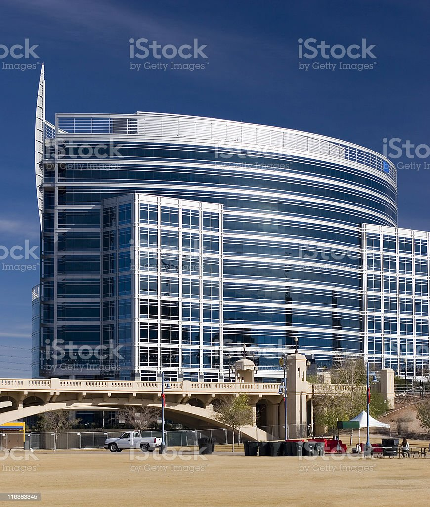 Modern Building royalty-free stock photo