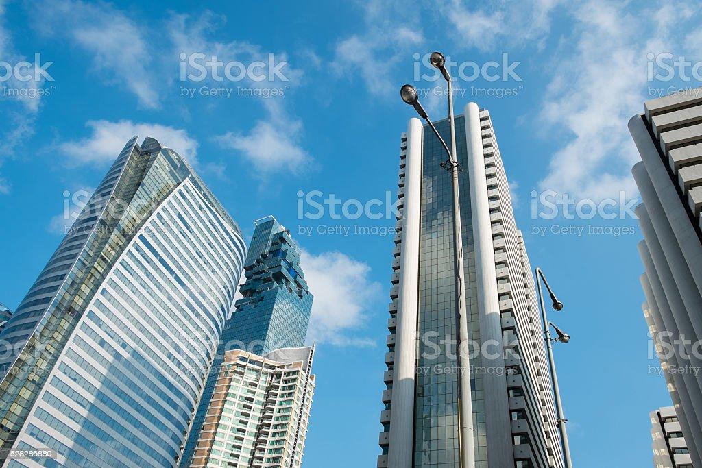 Modernes Gebäude Lizenzfreies stock-foto