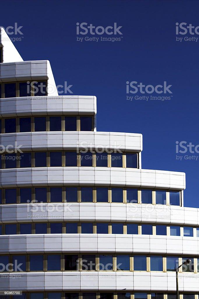 modern building royalty-free stock photo