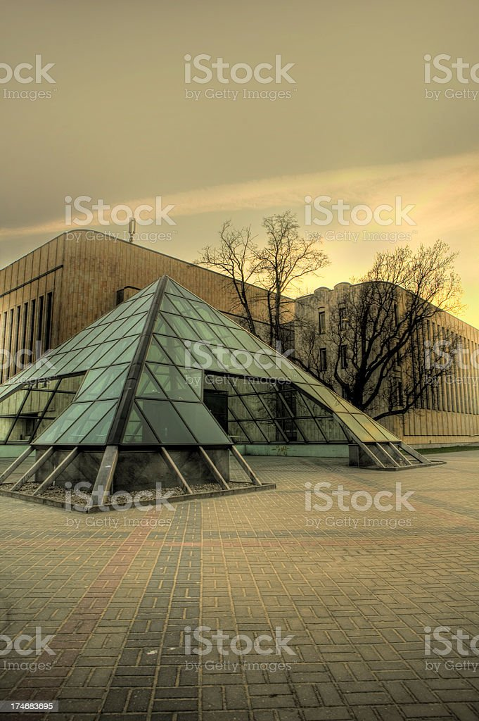 Modern buildings royalty-free stock photo