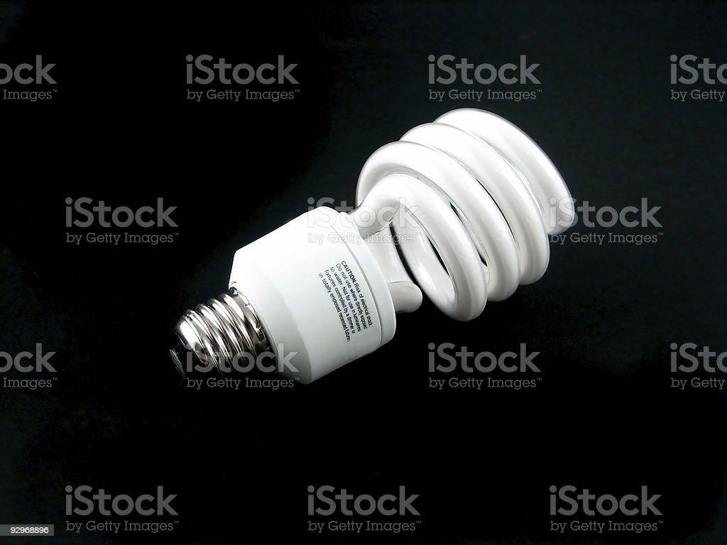 Modern bulb royalty-free stock photo