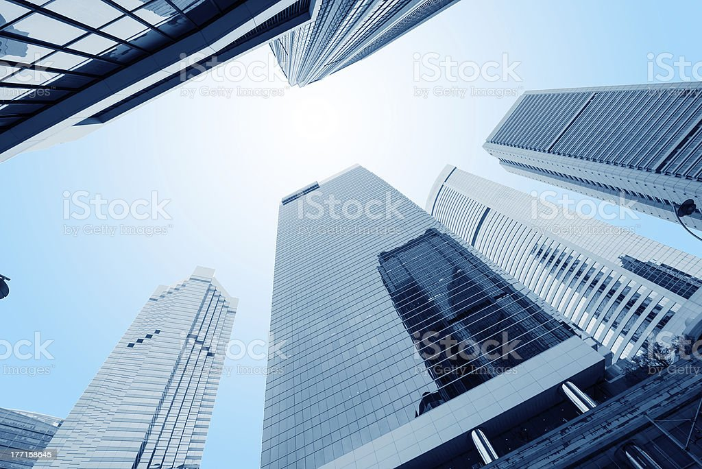 modern business royalty-free stock photo