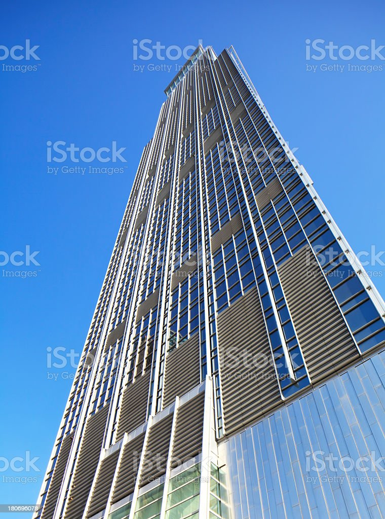 modern business skyscraper royalty-free stock photo