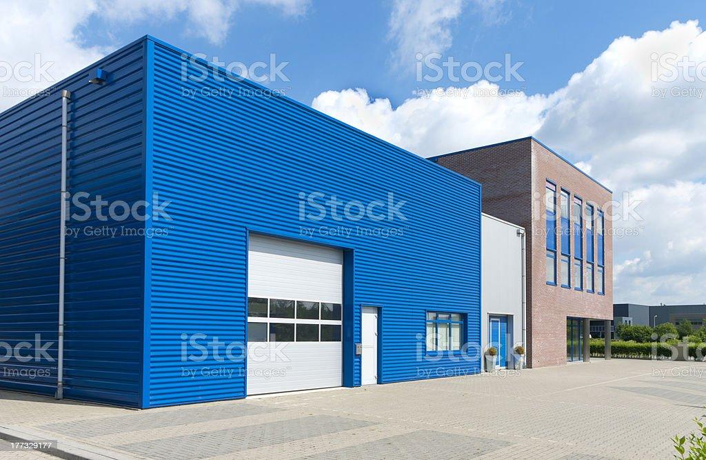 modern business unit stock photo