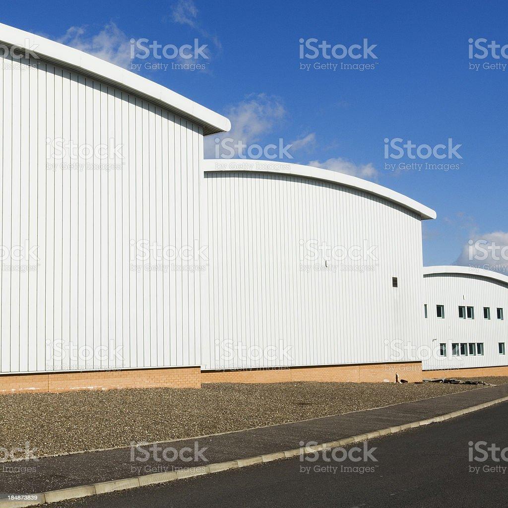 Modern business units royalty-free stock photo