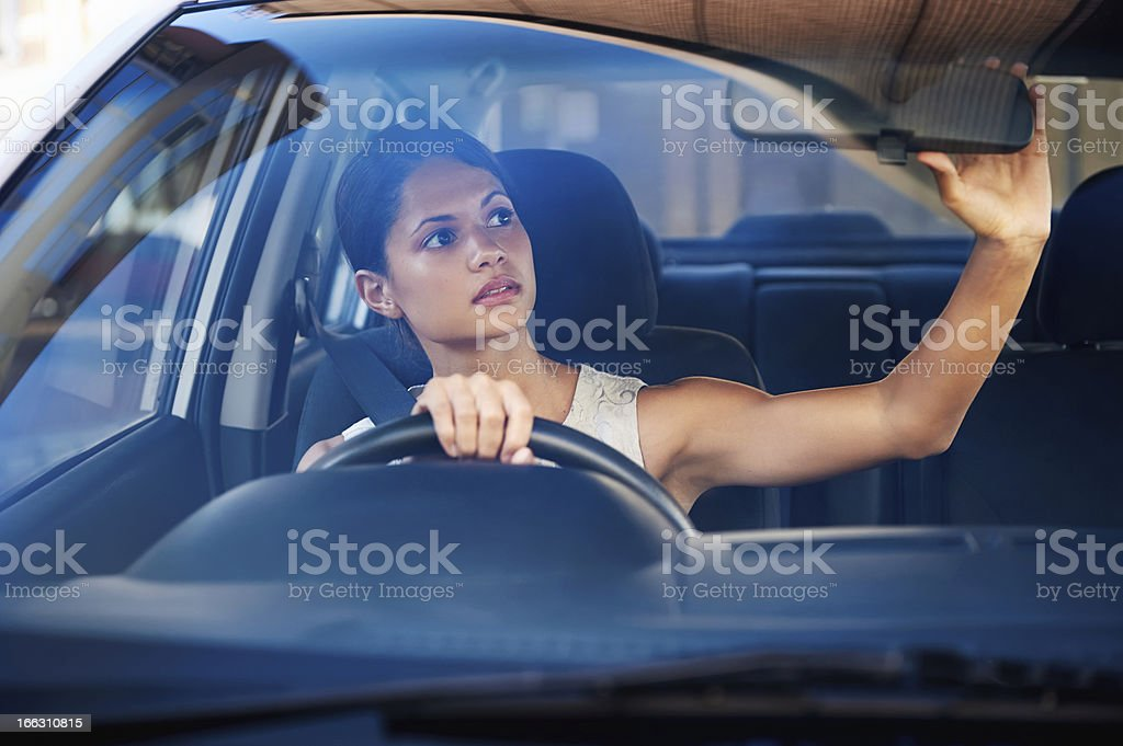 modern businesswoman stock photo