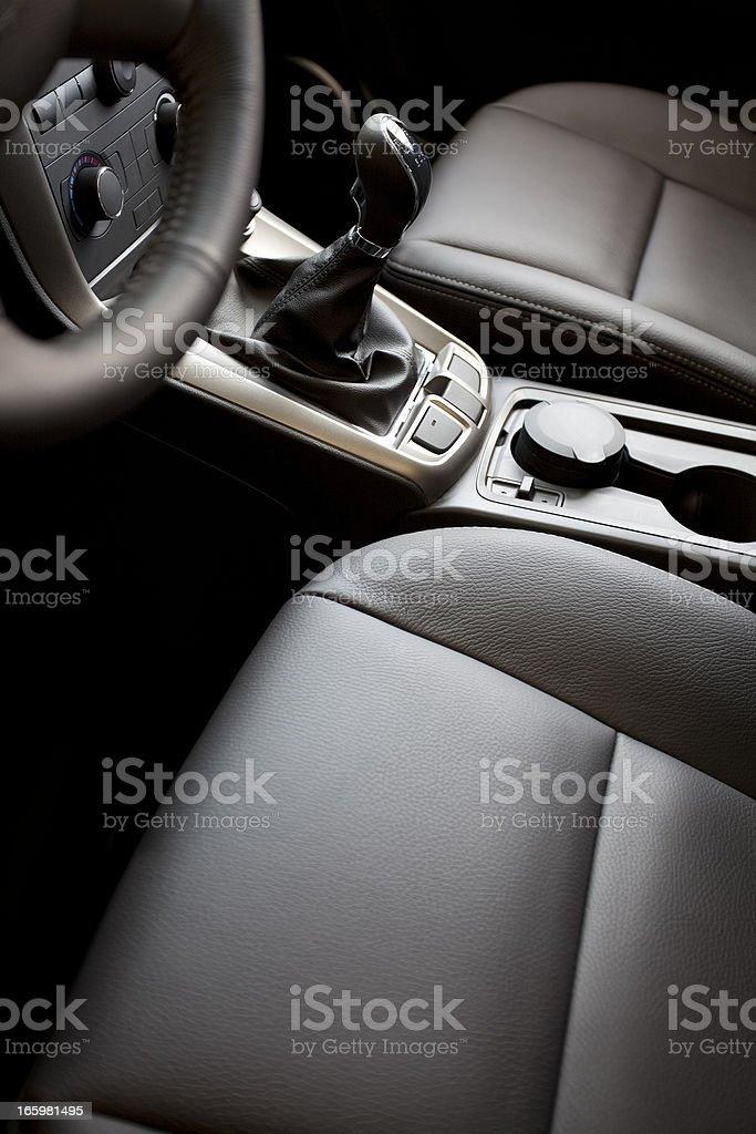 modern car seat stock photo