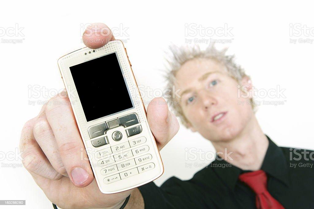 Modern Cell stock photo