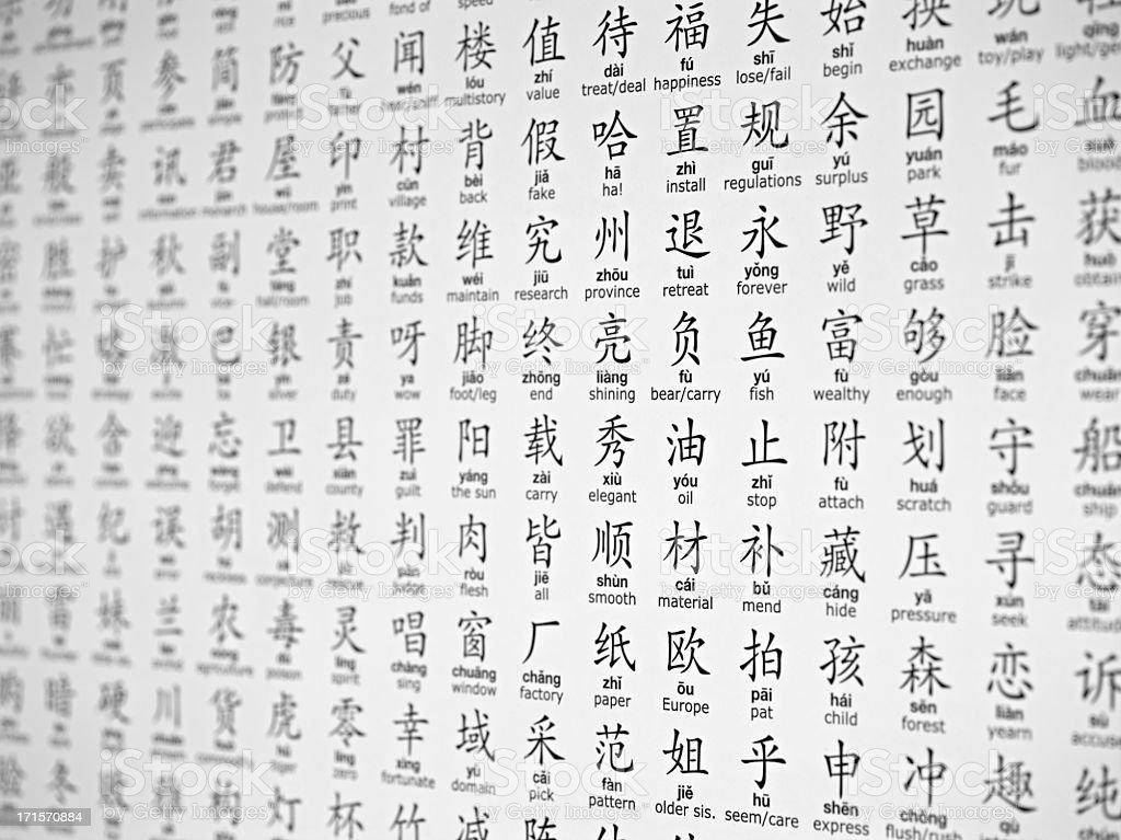 Modern Chinese stock photo