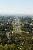 Modern Cityscape Islamabad Pakistan