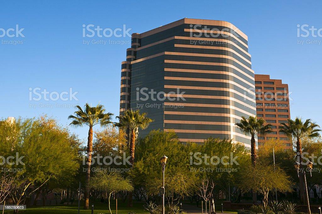 Modern Cityscape royalty-free stock photo