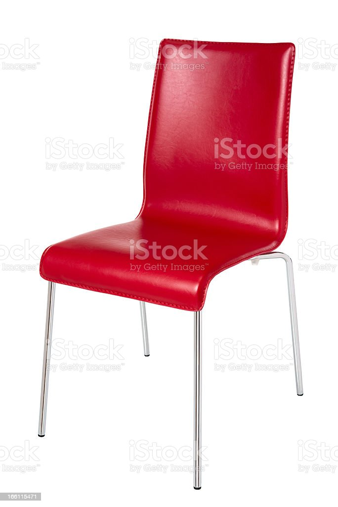 Modern Comfortable chair royalty-free stock photo
