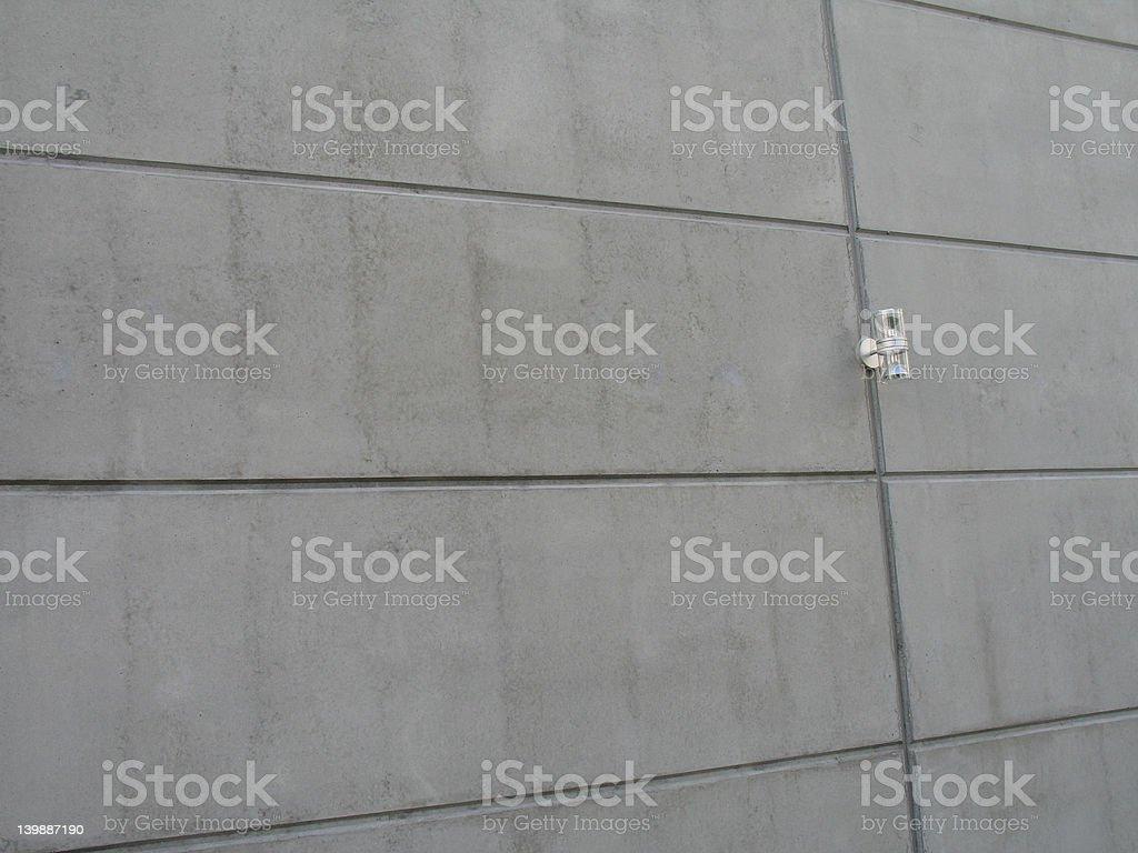 modern concrete wall stock photo