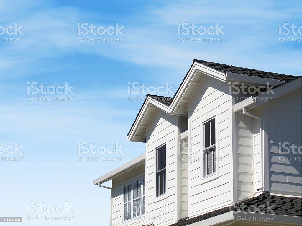 Modern Condo stock photo