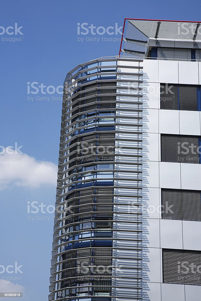Modern Corporate Building royalty-free stock photo