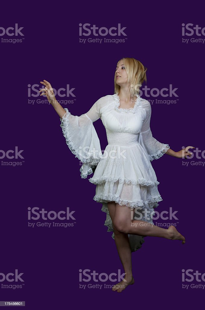 Modern Dance royalty-free stock photo