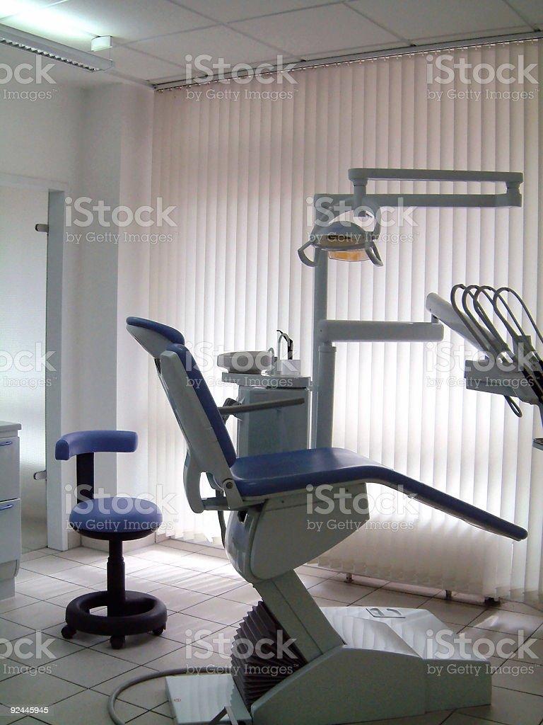modern dentist room royalty-free stock photo