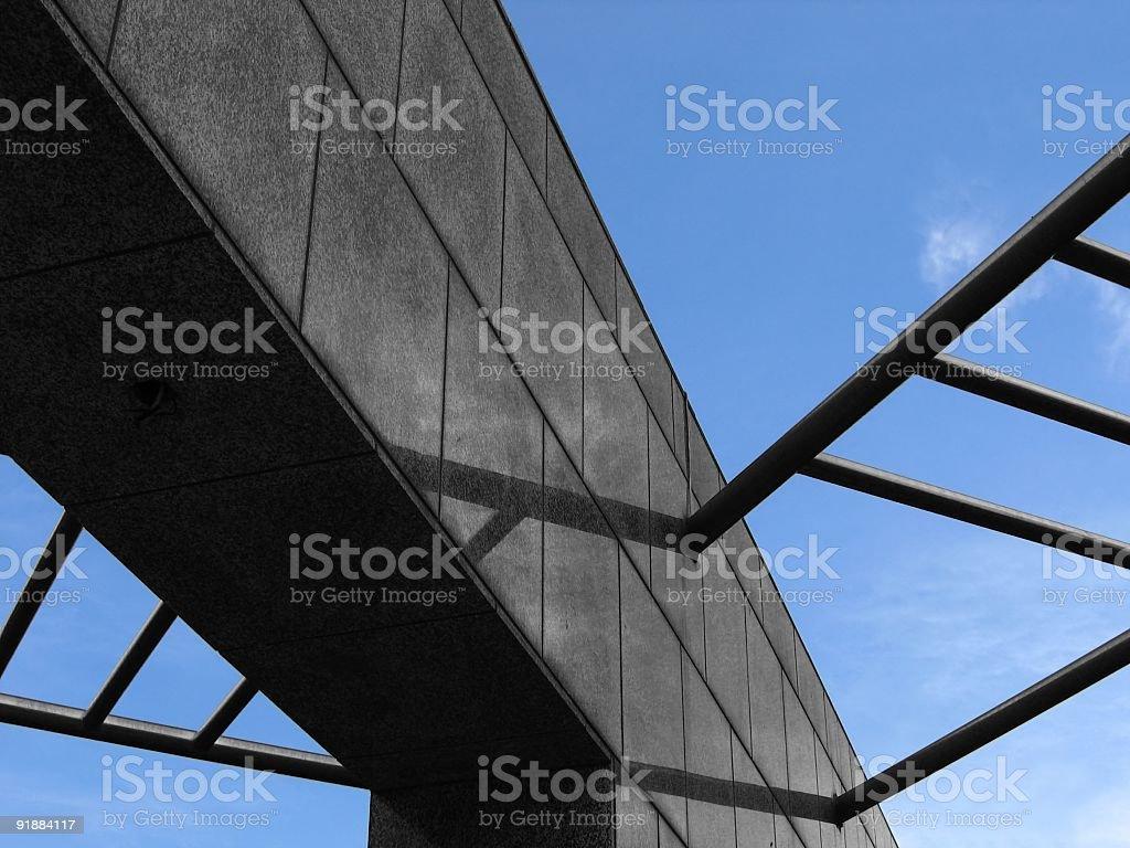 Modern Design Detail royalty-free stock photo