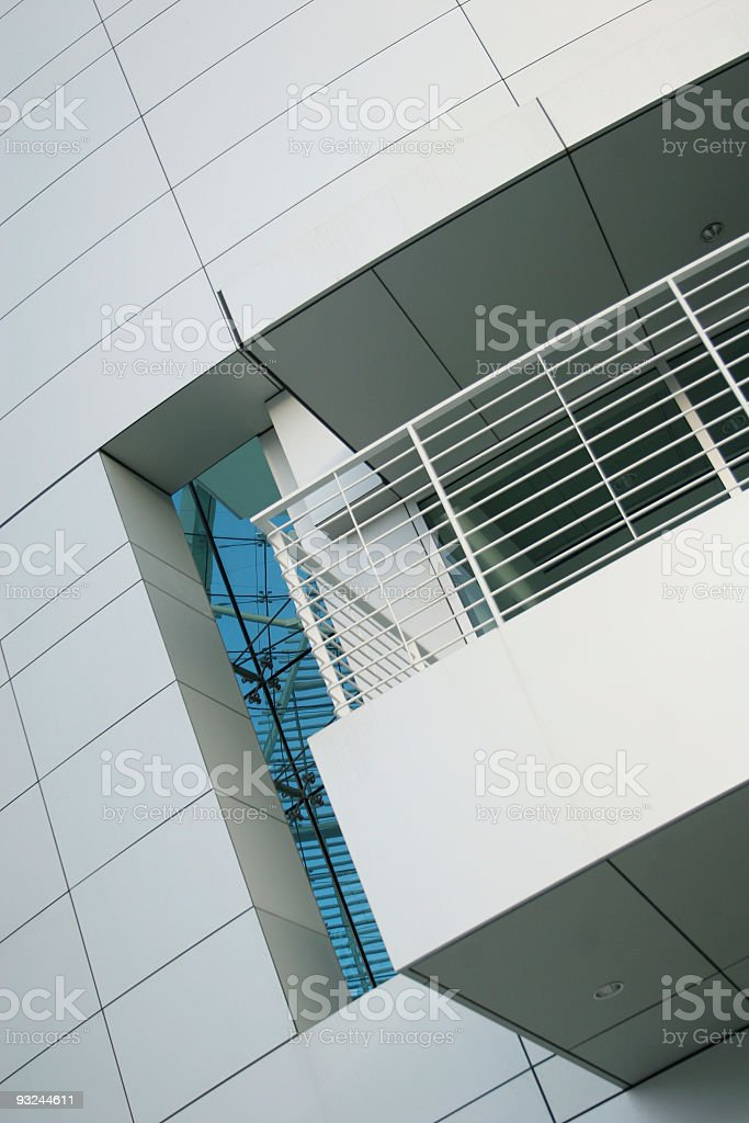 modern detail royalty-free stock photo