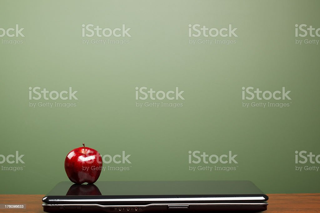 Modern Education (with copy space) royalty-free stock photo