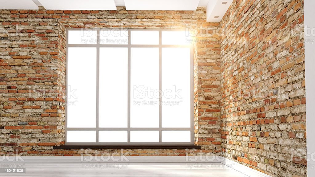 Vide intérieur moderne photo libre de droits