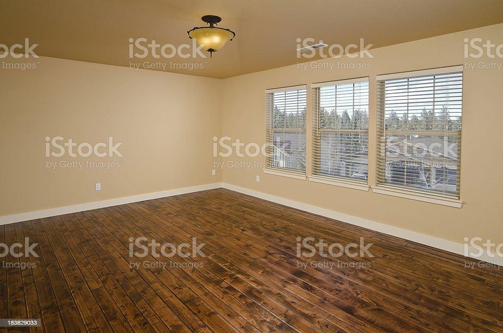 Modern empty living room royalty-free stock photo