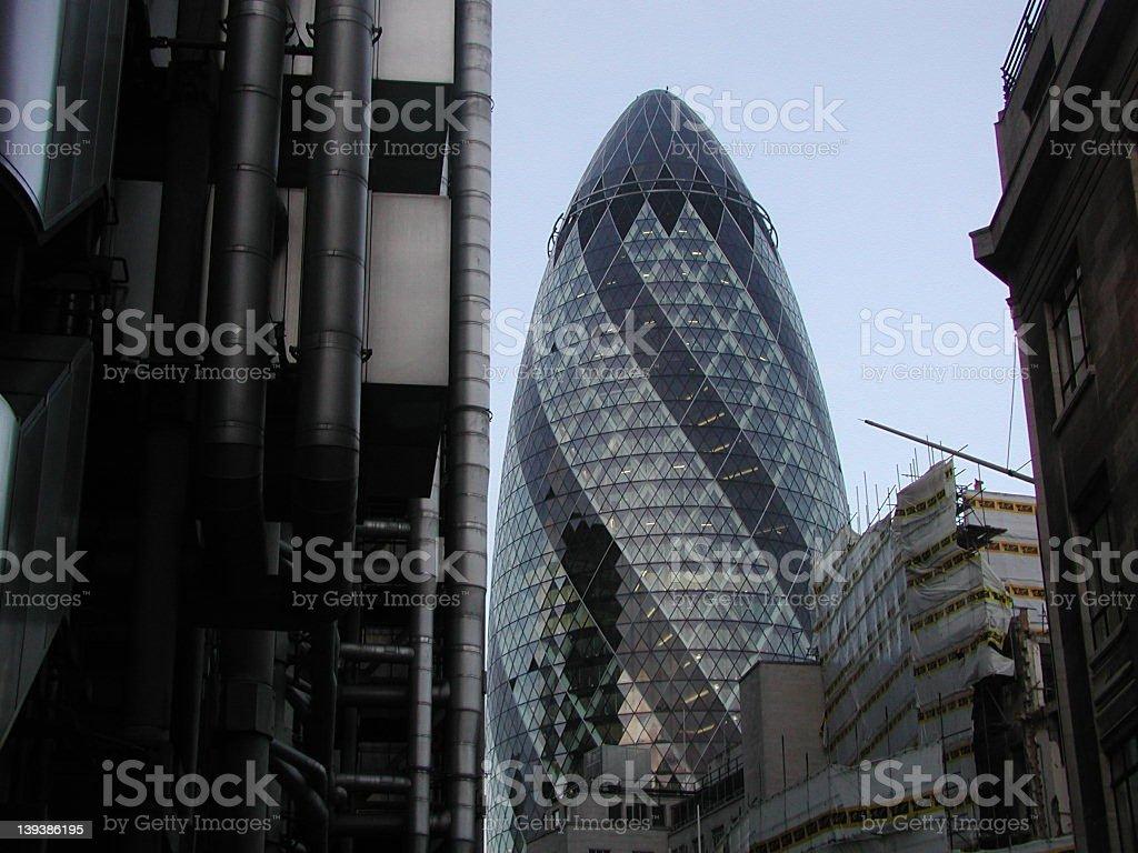 modern europe building stock photo