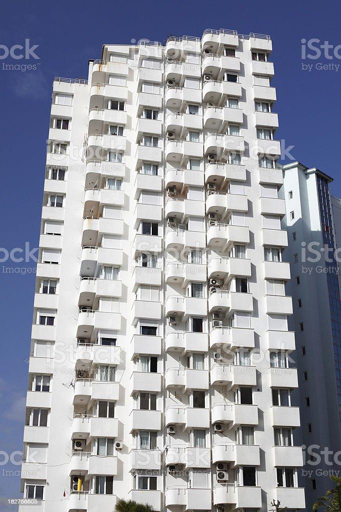 Modern executive apartment royalty-free stock photo