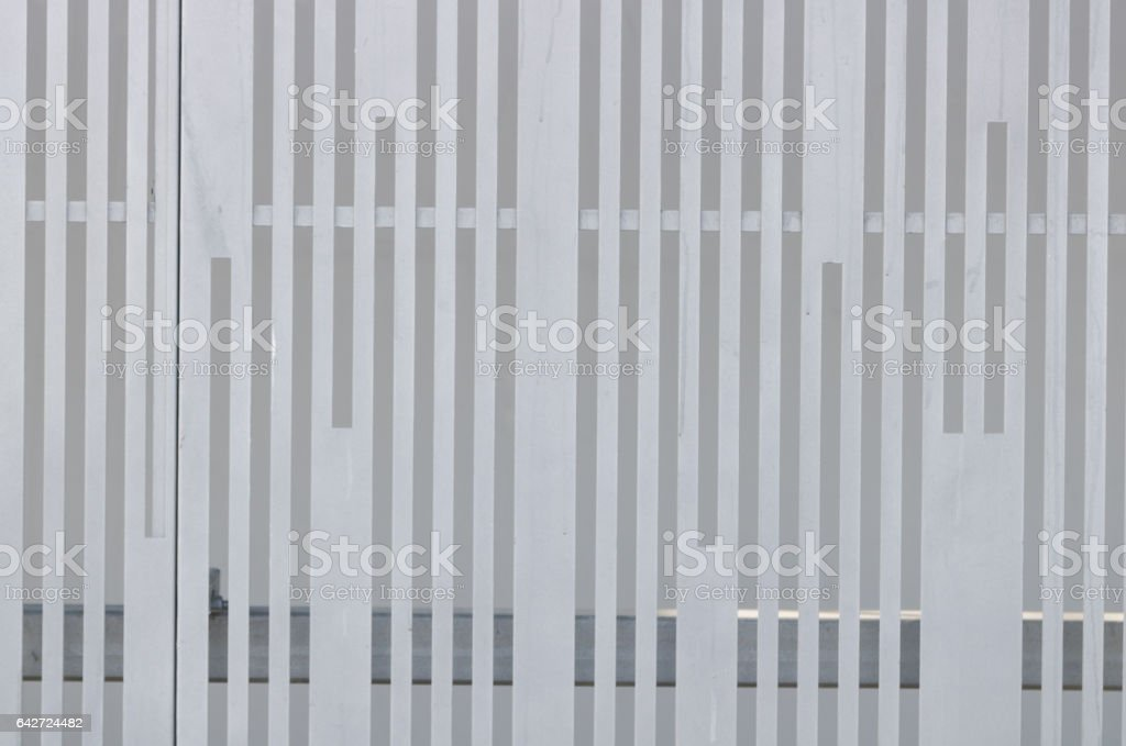 Modern glass surface texture stock photo