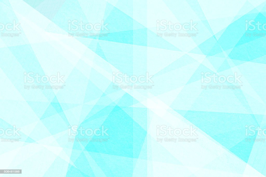 modern graphic design - geometric shapes - abstract background stock photo