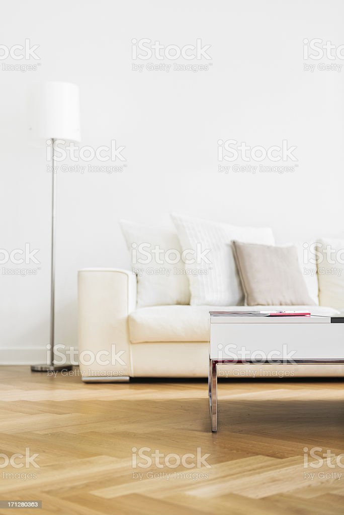 Modern Home Interior royalty-free stock photo