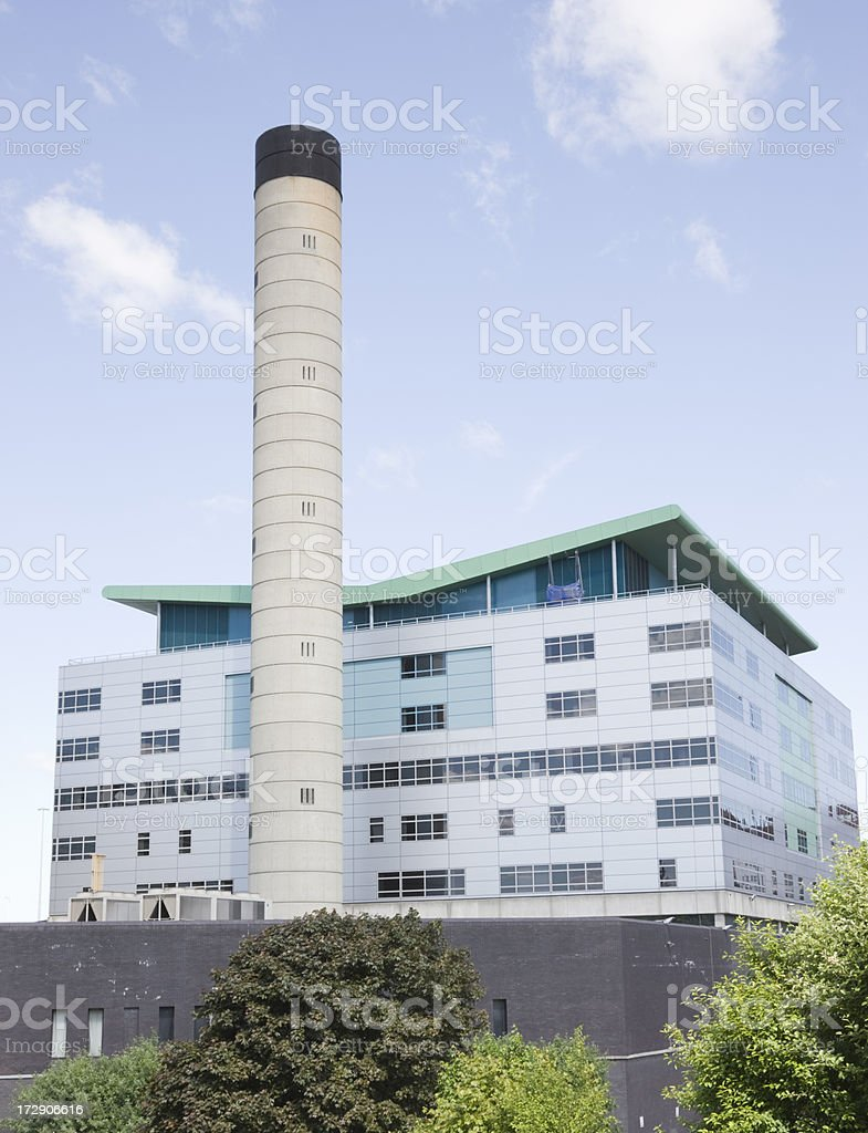 Modern Hospital Building royalty-free stock photo