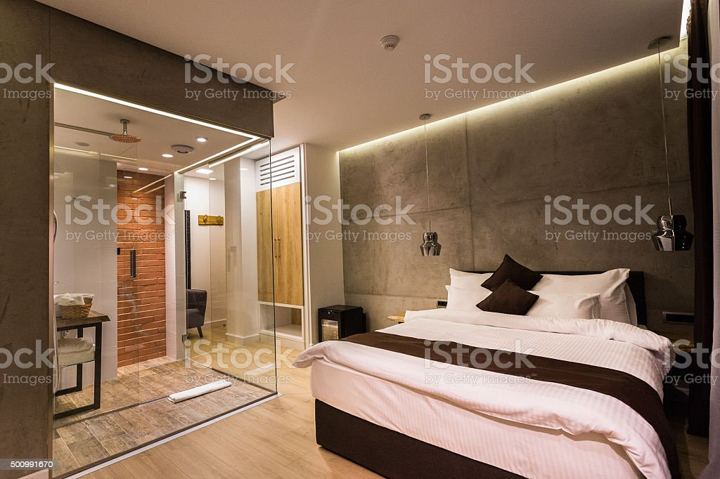Modern Hotel Room luxury hotel room pictures, images and stock photos - istock