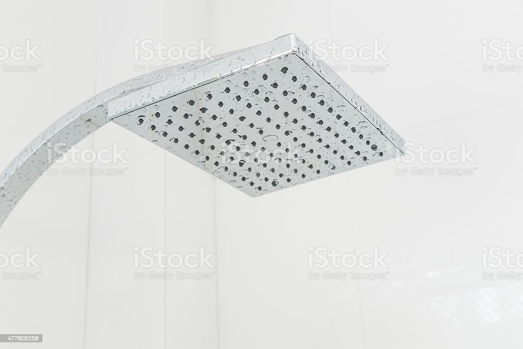 Modern house bathroom interior royalty-free stock photo