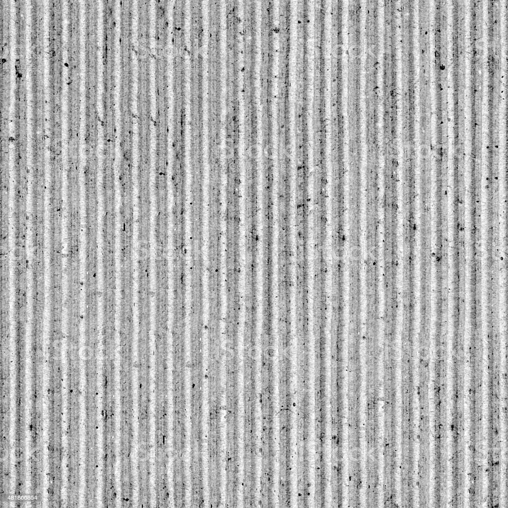 Modern in style high detiled grooved ridged gray concrete texture stock photo