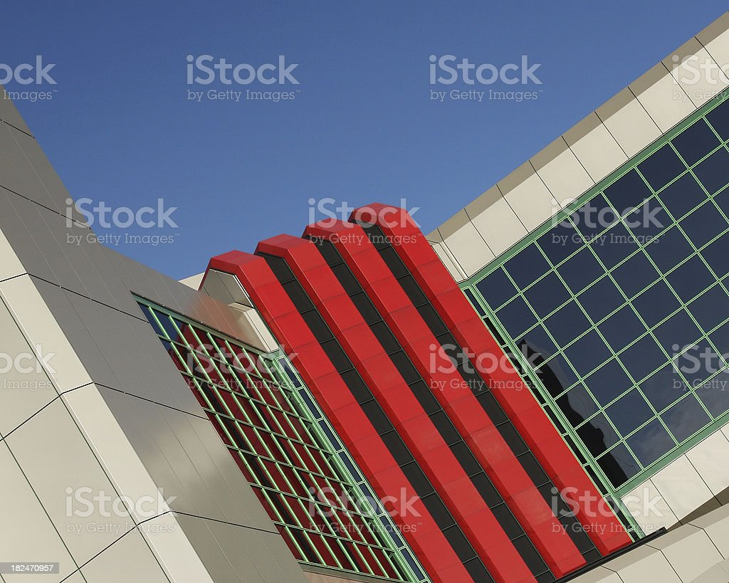 Modern industrial loft royalty-free stock photo