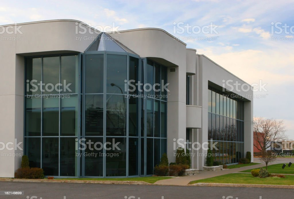 Modern Infrastructure royalty-free stock photo