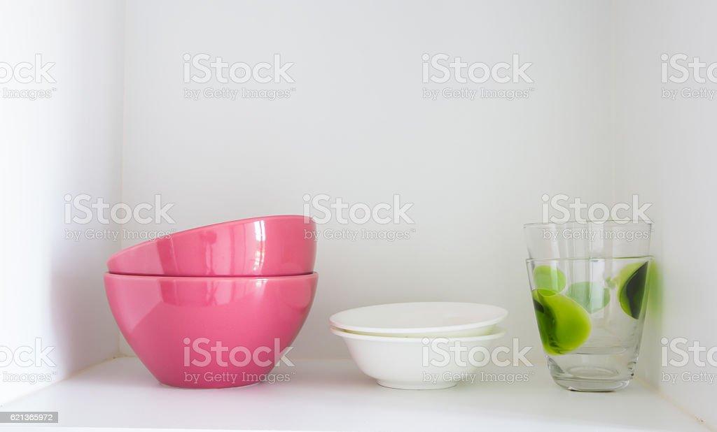 Modern interior decorated stock photo