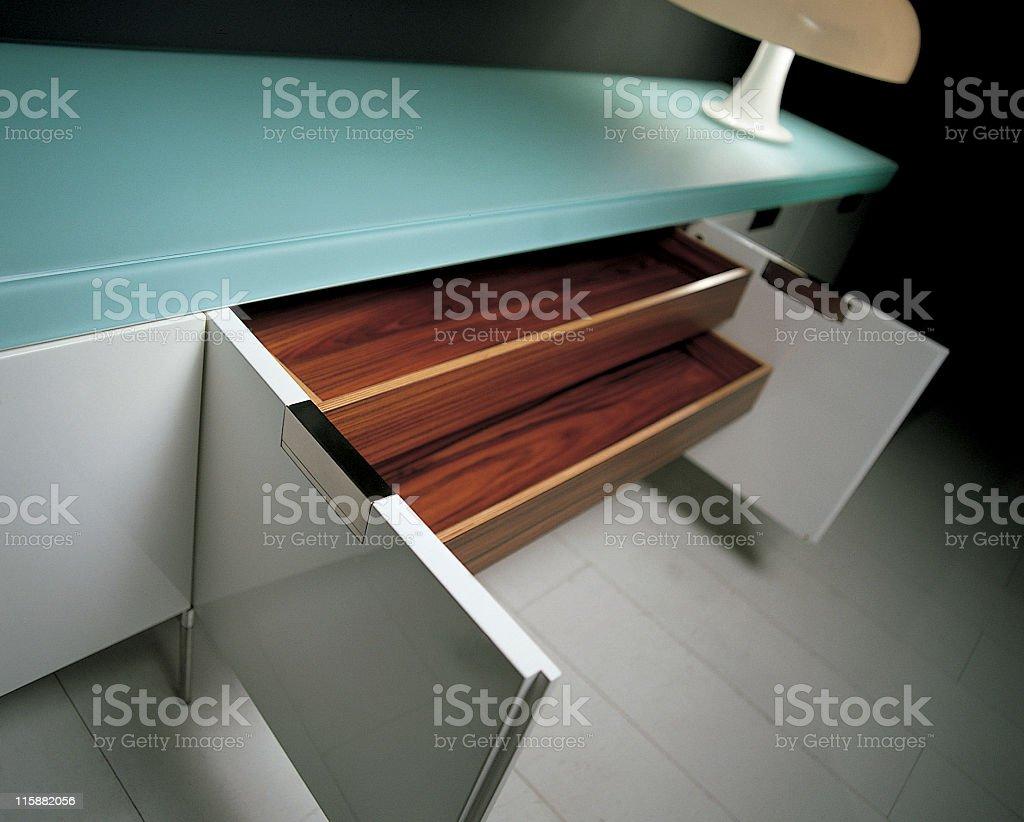 Modern interior | Living room royalty-free stock photo