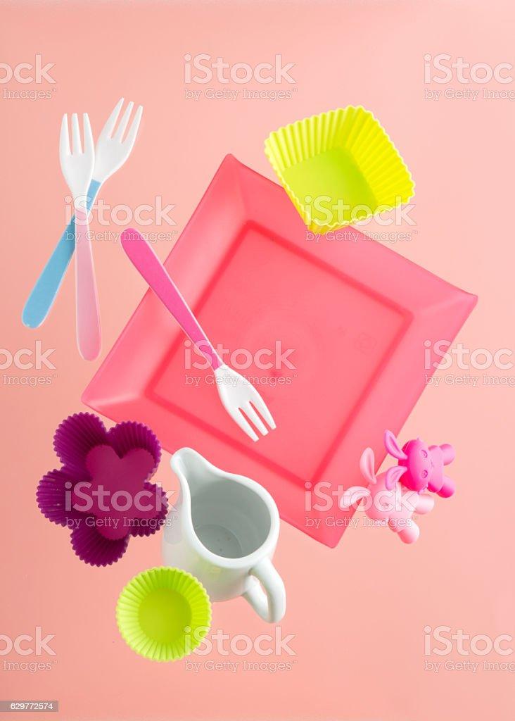 Modern kitchen utensil stock photo