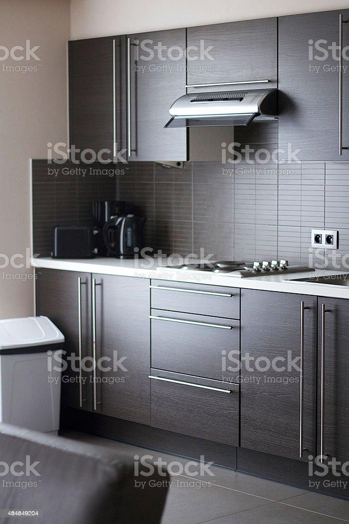 Modern Ktchen stock photo