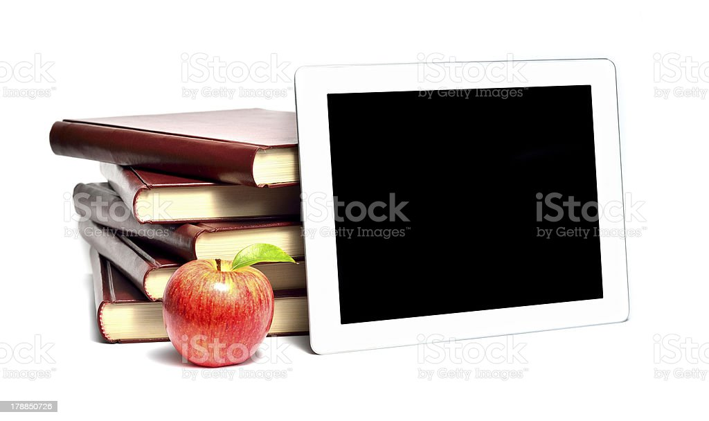 Modern learning stock photo