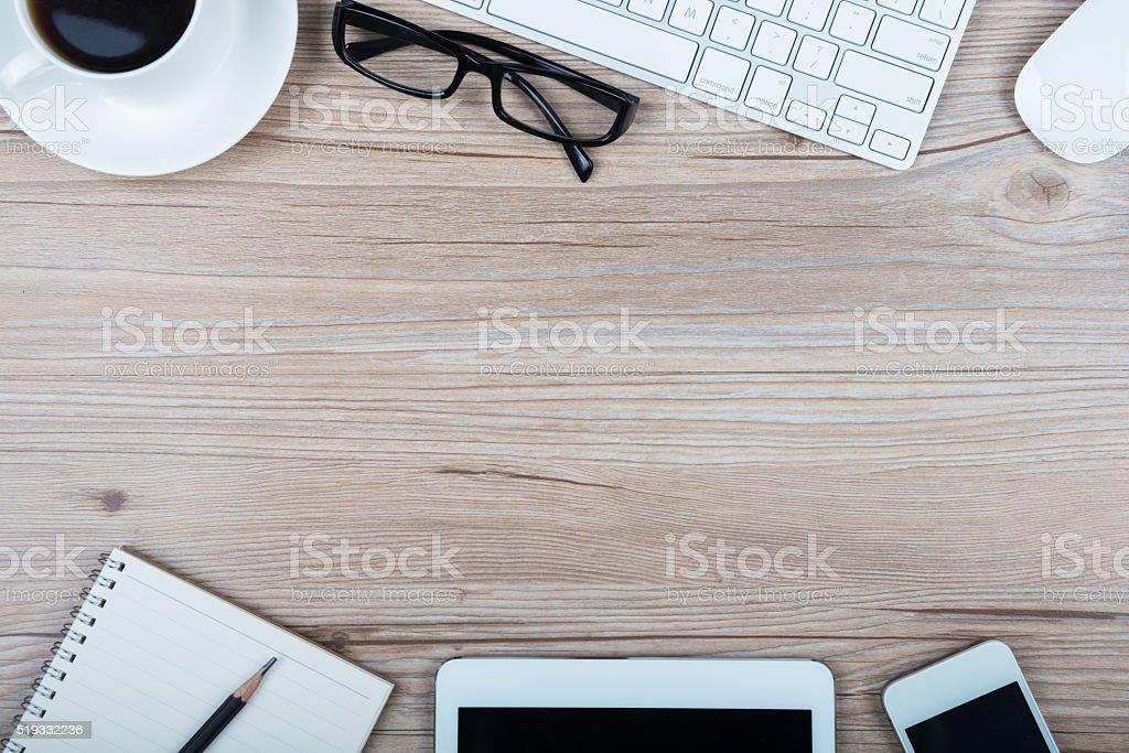 Modern life stock photo