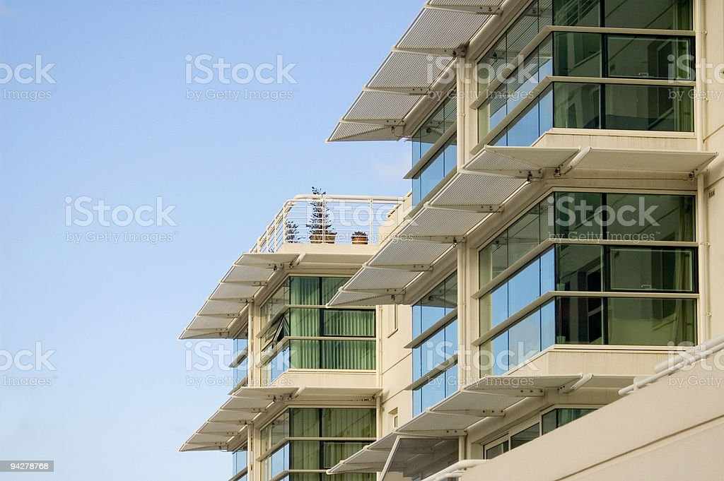 Modern living 06 royalty-free stock photo