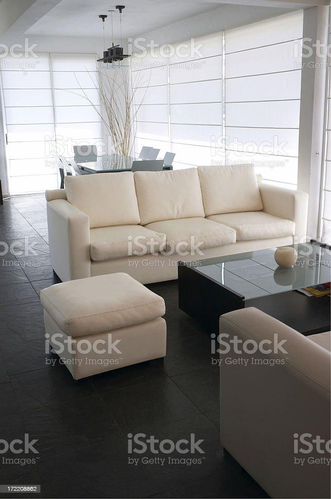 Modern living II royalty-free stock photo