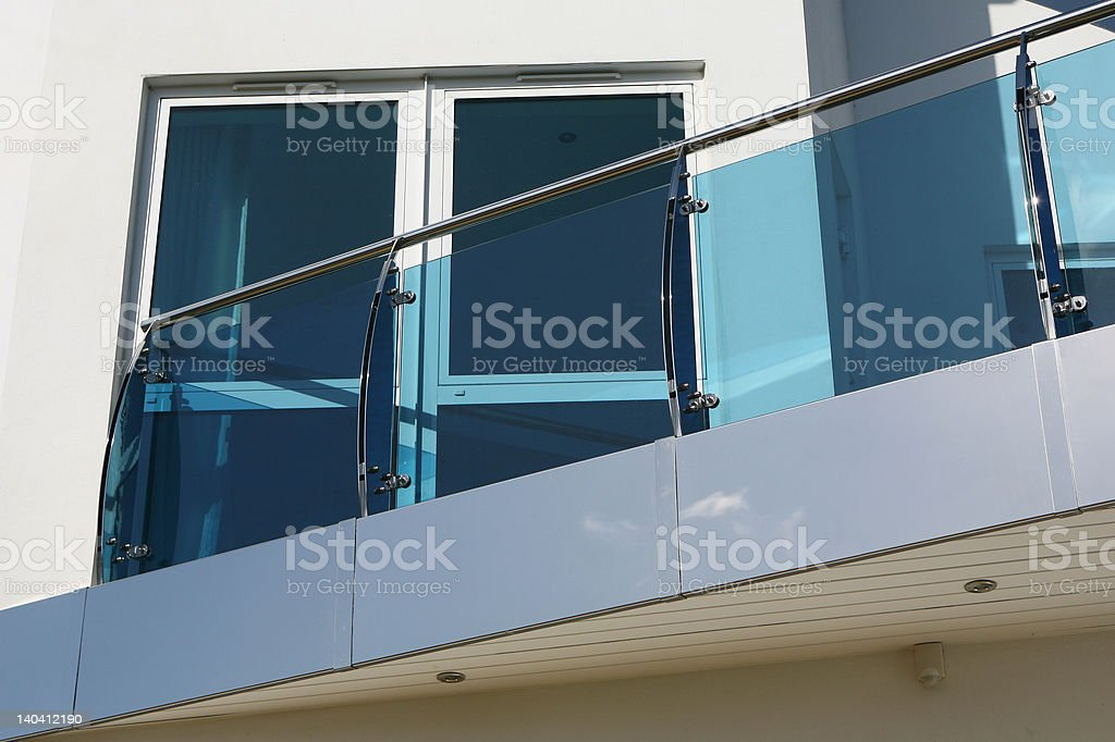 Modern Living stock photo