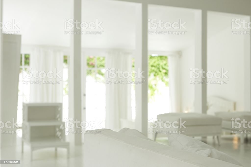 modern livingroom royalty-free stock photo