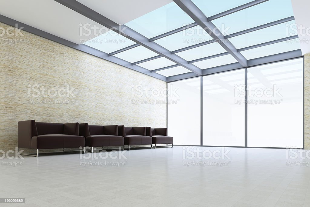 Modern Lounge Room stock photo 166056385 | iStock