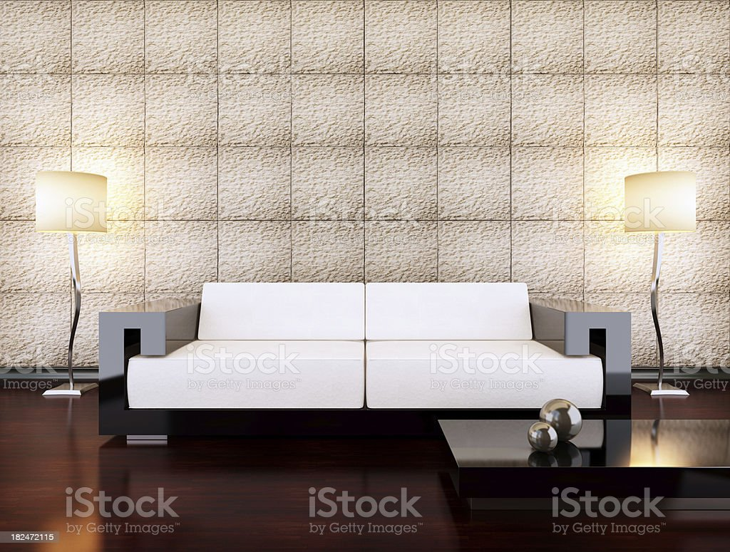Modern Lounge Room stock photo 182472115 | iStock