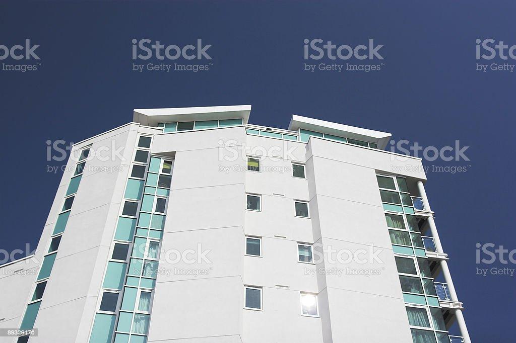 Modern luxury apartment royalty-free stock photo